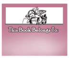 Angel Bible Bookplate