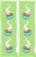 Baby Food Bookmark