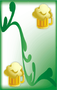 Green Mugs Bookmark
