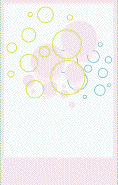 Pink Polka Dots Bookmark