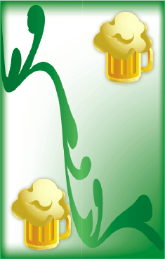 Green Mugs Bookmark bookmark