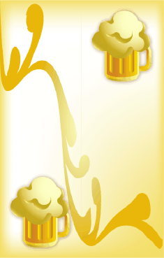 Yellow Mugs Bookmark bookmark